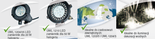 podwodne LED